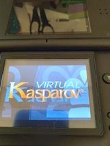 Nintendo Game Boy Advance GBA Virtual Kasparov (Chess) image 1