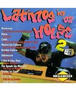 NEW 1998 Latinos in Da House Vol. 2 CD 788872205128 SALSA HOUSE LATIN PO... - $12.49
