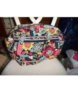 Vera Bradley Baby Bag Diaper travel bag in Happy Snails pattern - $48.00