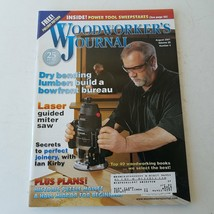 Woodworkers Journal July/August 2001 Volume 25 Number 4 - $11.51