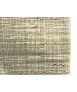 JCPenney Window Fashions Jewel Tex Linen Pecan Pole Top 2 Valances 82x15... - $19.95