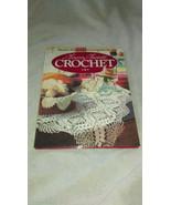 Better Homes & Gardens Forever Favorite Crochet Hardcover Book - $9.50