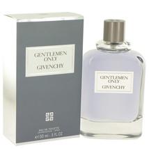 Givenchy Gentleman Only 5.0 Oz Eau De Toilette Cologne Spray image 3