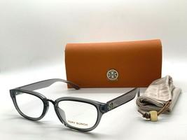 Tory Burch TY 4005U 1778 TRANSPARENT GREY 53-18-140MM Eyeglasses Frame  - $77.57