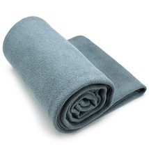 Hot Yoga Towel, Non Slip Microfiber Yoga Skidless Towel, With Carry Bag ... - $35.99