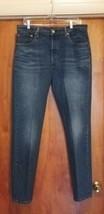 LEVI 501 Original Fit Jeans Size 33 W/32 L - $16.48