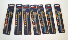 "Bosch MultiConstruction Drill Bit Set NEW (7 Piece) - 3/16"" to 1/2"" (& 6"") - $22.76"