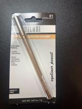 Milani Metallic Lights Foil Eyeliner Pencil #01 STARLIGHT - $6.14
