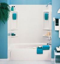 60 X 31 Feet Vantage Tub Wall Surround High Gloss Bathroom Heavy Gauge D... - $153.72