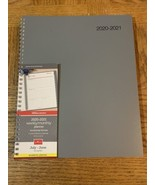 Office Depot 2020-2021 Weekly/Monthly Planner Horizontal Format 8.5x11 - $8.37