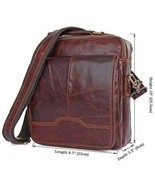 Sale, Men's Leather Satchel Bag, Messenger Bag, Leather Messenger, Shoul... - $110.00