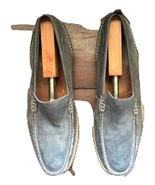 Sperry Top-Sider Perry Winkle Boat Dock Shoes Slip On Brown Leather mens... - $42.56