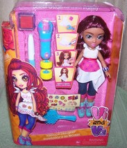 "Vi and Va VIVIANA FASHION DESIGNER 9"" Doll New - $16.88"