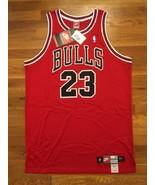 1998-99 Chicago Bulls Michael Jordan Pro Cut Jersey 50 + 4 game issued u... - $2,499.99