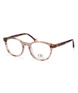 Carolina Herrera VHE 715 0913 Eyeglasses Eyeglass Frames Havana - $174.95