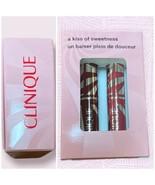 Clinique Almost Lipstick A Kiss Of Sweetness Set Black Honey + Pink Honey 1.2g/e - $27.42