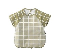 Simple Convenient Baby Waterproof Feeding Bib, 70-80cm Height