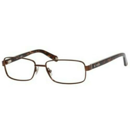 FOSSIL Eyeglasses FOS-6036-0HGC-00-52 Size 52mm/16mm/140mm BRAND NEW W CASE - $35.45