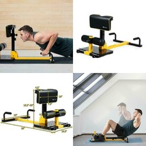 8-IN-1 MULTIFUNCTIONAL HOME GYM SQUAT FITNESS EQUIPMENT - $173.23