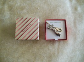 Liz Claiborne Angel Pin/Brooch w/Horn  - $14.84