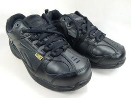 Reebok Centose Size 10.5 W WIDE Women & 8.5 Men Slip Resist Composite Toe Shoes - $93.75