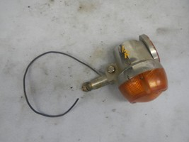 Left Hand Front Turn Signal Blinker 1975 1976 Suzuki RE5 500 Wankel Rotary - $14.90