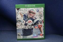 Madden NFL 17 (Microsoft Xbox One, 2016) - $9.93