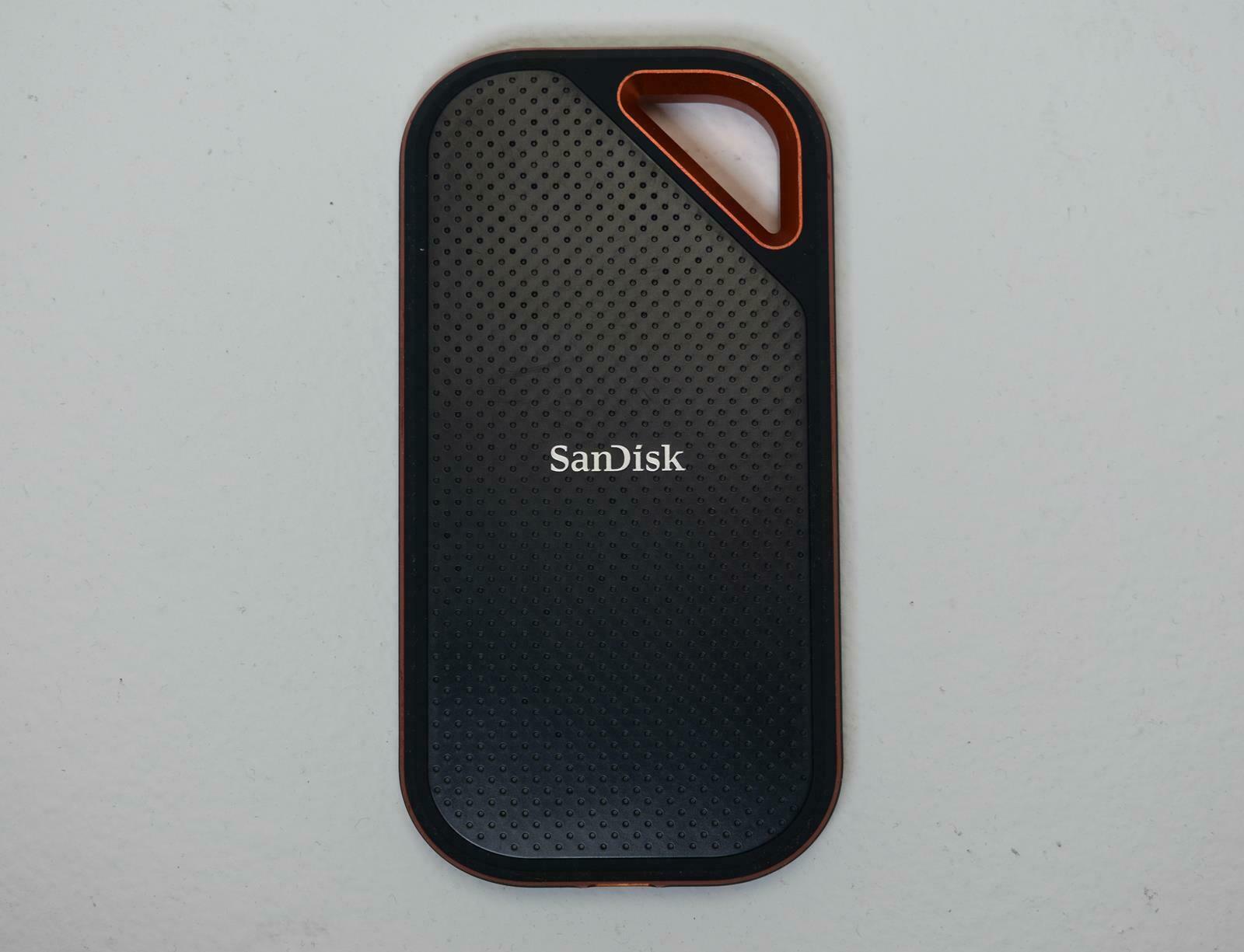 SANDISK SDSSDE80-2T00 PORTABLE 2TB USB3.0 - $261.13
