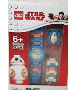LEGO Star Wars BB-8 Buildable Watch 23 pieces 8020929 Build Watch New Di... - $24.70