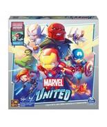 NEW SEALED 2020 Spinmaster Marvel United Board Game w/ Venom Figure Walm... - $55.74