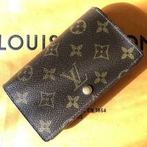 Louis Vuitton Monogram bi-fold wallet - japan - $247.50