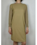 Ralph Lauren size M beige womens sweater dress - $25.90