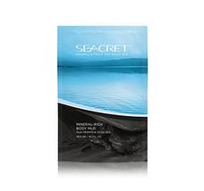 Seacret Mineral-Rich Body Mud 400gr  mpn 10301400-00 - $33.00