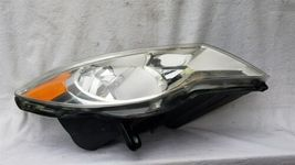 09-12 Volkswagen VW Routan Halogen Headlight Head Light Lamp Pssgr Right Side RH image 3