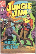 Jungle Jim Comic Book #28, Charlton Comics 1970 VERY FINE+ - $21.20