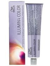 Wella Illumina Color 10/69 Lightest Blonde/Violet 2 oz - $19.74