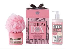 Soap & Glory The Birthday Box Gift Set New - $19.79