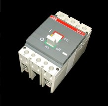 2 Pole Abb 20 Amp Circuit Breaker 400 Vac Model SACES3 - $249.99