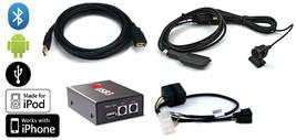 BMW radio USB Bluetooth kit+Android iPhone interface adapter.Music & phone calls - $199.98