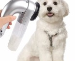 Pet Hair Vac Vacuum Removal Fur Suction Grooming Device Pets Dog Accessories Inc