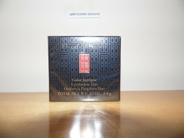 Elizabeth Arden Color Intrigue Eyeshadow Duo Golden Moss #01 NIB - $7.42