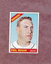 1966 Topps # 347 Phil Regan Los Angeles Dodgers Nice Card - $2.99