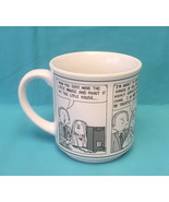 Vintage Cathy Guisewite coffee mug comic strip computer humor IT support... - $3.00