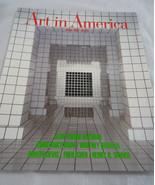 Art In America Back Issue Magazine June 1991 Jean-Pierre Raynaud - $16.74