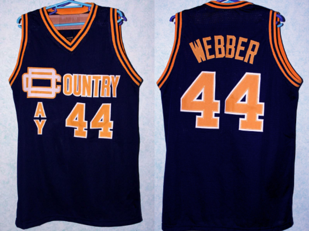 bf970495 Chris Webber Country Day High School and 50 similar items