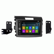 DVD CD GPS Navigation Bluetooth Multimedia Radio and Dash Kit for Honda ... - $296.88