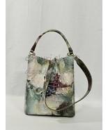 NWT Brahmin Amelia Leather Satchel/Shoulder Bag in Nirvana Melbourne - $279.00