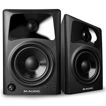 Home Studio Speakers Pair of 2 PC Speaker Playback Immersive Gaming Soun... - $142.44