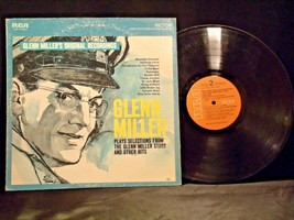 New Glenn Miller Orchestra - Miller Time AA-191755 Vintage Collectible 3 Albums image 2