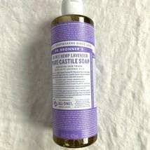 Dr. Bronner's Lavender Pure Castile Liquid Soap 16 FL OZ Family Soapmakers - $18.80